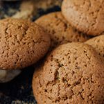 gingersnaps cookies with ginger